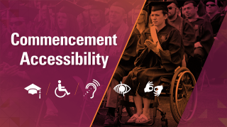 Commencement Accessibility